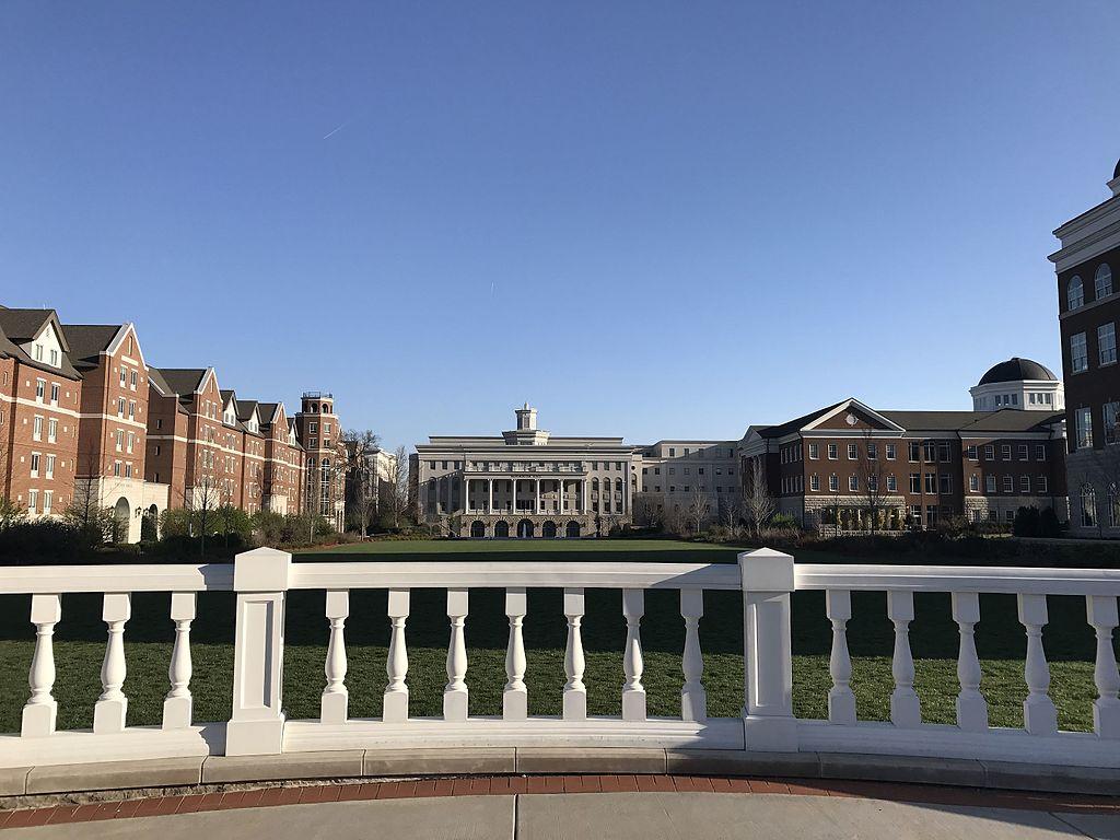 Belmont University Building 2